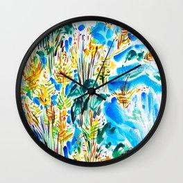 M Street Beach Wall Clock