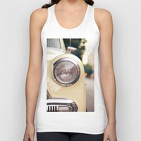 car Tank Tops featuring The car by Nina's clicks