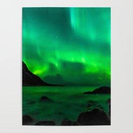 Northern Lights (Aurora Borealis) 5. Poster