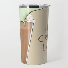 Hot Crocolate Travel Mug