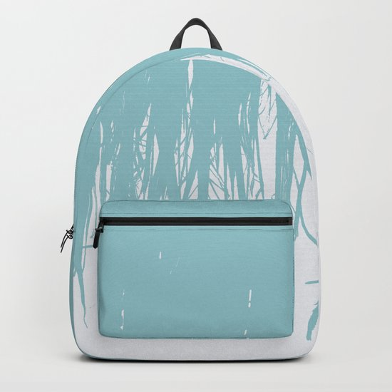 Fringe Salt Water Backpack