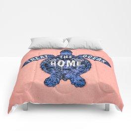 ocean omega (variant 3) Comforters