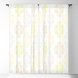 Luxury Vintage Pattern 19 Blackout Curtain