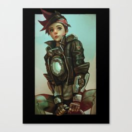 tracer 1900 Canvas Print