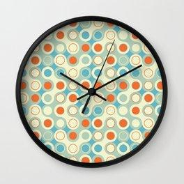 Circle abstract | 01 Wall Clock