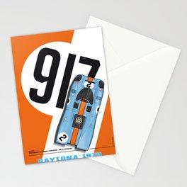 917 Rodriguez-Kinnunen Orange Stationery Cards