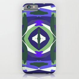 Endless sea iPhone Case