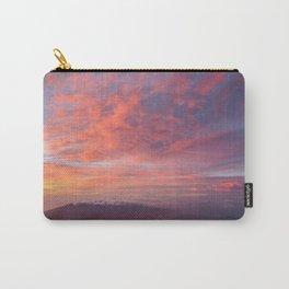 Haleakala Summit Sunset Carry-All Pouch