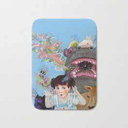 Many Voices Bath Mat