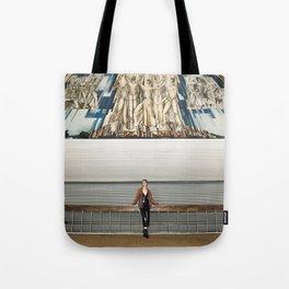 Fashion Police Tote Bag