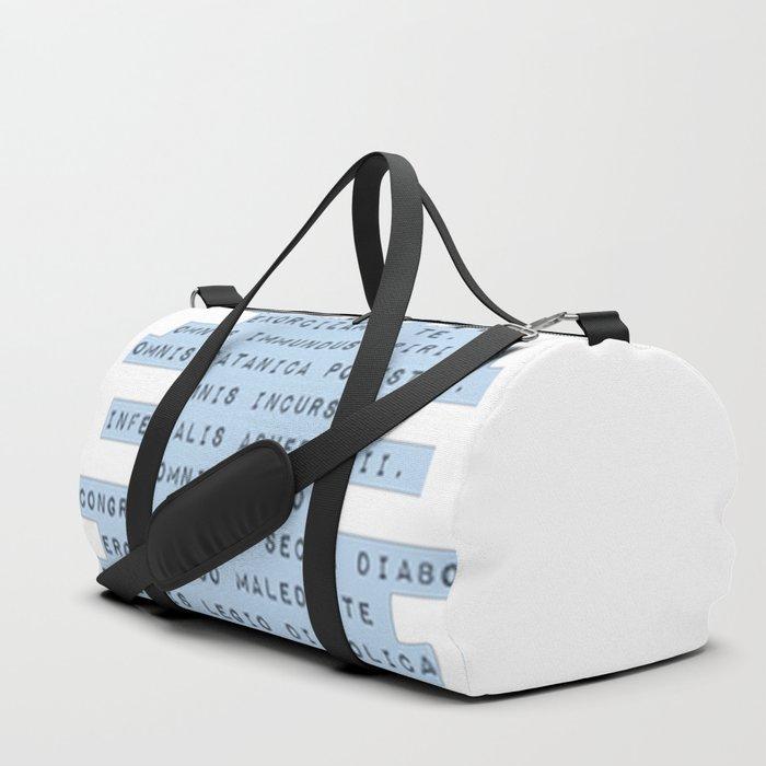 Kill me demons Duffle Bag
