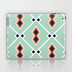Watermelon Aztec Laptop & iPad Skin