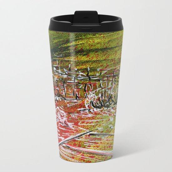 L´Horta Metal Travel Mug