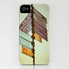Oh, Suomi (Finland) Slim Case iPhone (4, 4s)