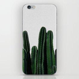 Cactus I iPhone Skin