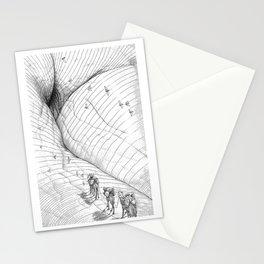 asc 660 - La route des origines (Bab alhaya) Stationery Cards
