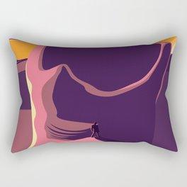 Dune Design Rectangular Pillow