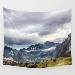 The Picos de Europa Wall Tapestry