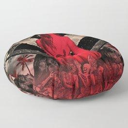 Gods & Monsters Floor Pillow