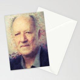Werner Herzog Stationery Cards