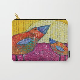 Tweet & Tweedle Carry-All Pouch