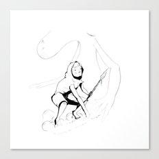henon Canvas Print