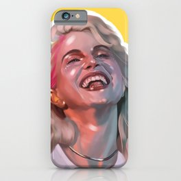 Hayley Williams   Digital Hand Painted iPhone Case
