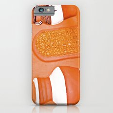 Human and cold rock. iPhone 6s Slim Case