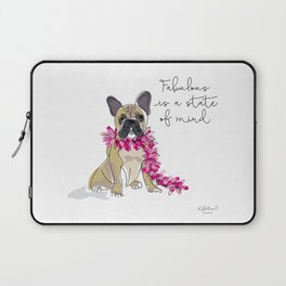 Fabulous is a state of mind Laptop Sleeve