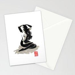 Estampe Nue 4 Stationery Cards
