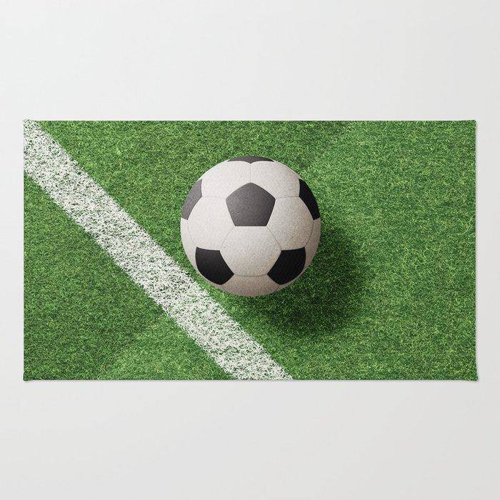 BALLS / Football Rug