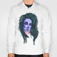 lana Hoodies featuring Lana by icanbeme