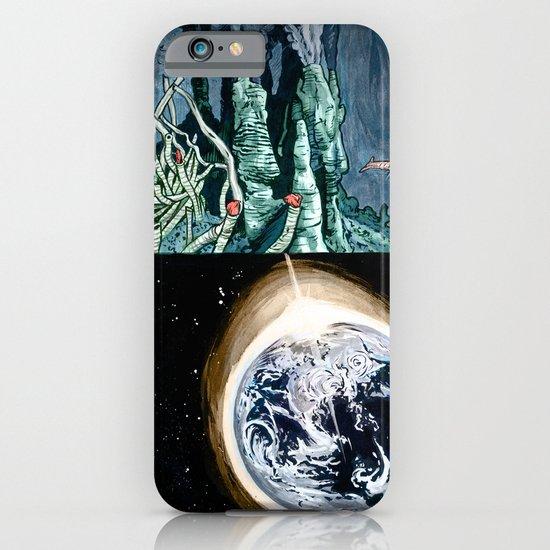 Life on the event horizon 1 iPhone & iPod Case