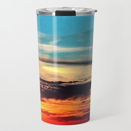 A View from the Lighthouse Travel Mug