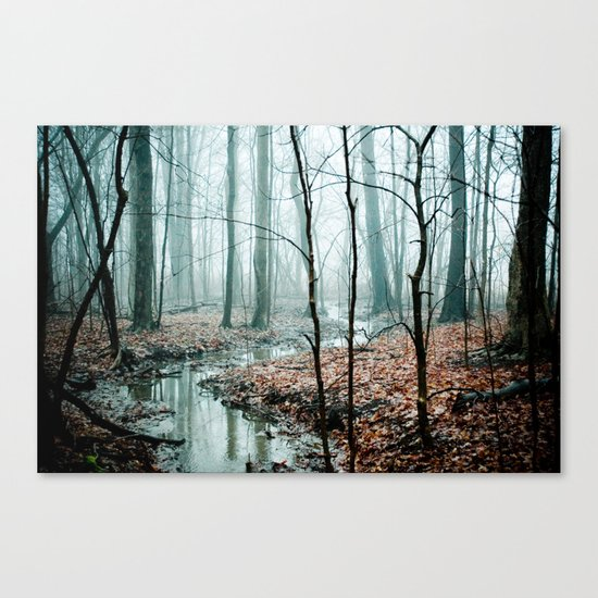 Gather up Your Dreams Canvas Print
