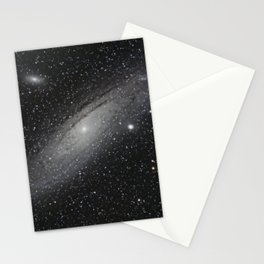 Andromeda Galaxy M31 Stationery Cards