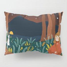 The Deep Forest Pillow Sham