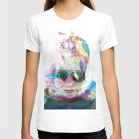 women T-shirts featuring Women by Oana Popan