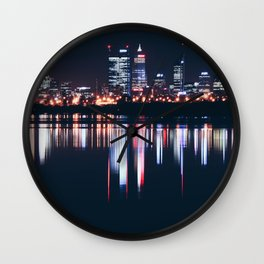 City of Perth Wall Clock