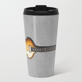 Violin Bass 1962 Travel Mug