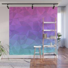 Jewel Tones Wall Mural