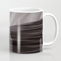 waterfall Mugs featuring Waterfall by Alexandra Str