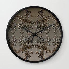 Kabul Ligneous Wall Clock
