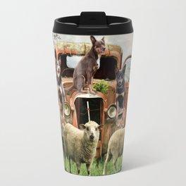 Kelpie Life Travel Mug