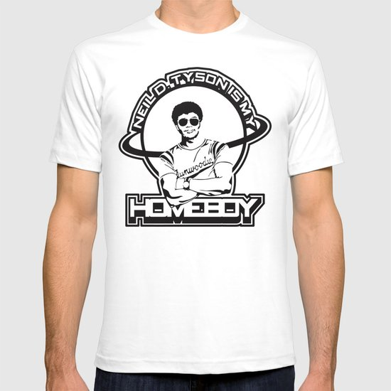 Neil Degrasse Tyson is my Homeboy T-shirt
