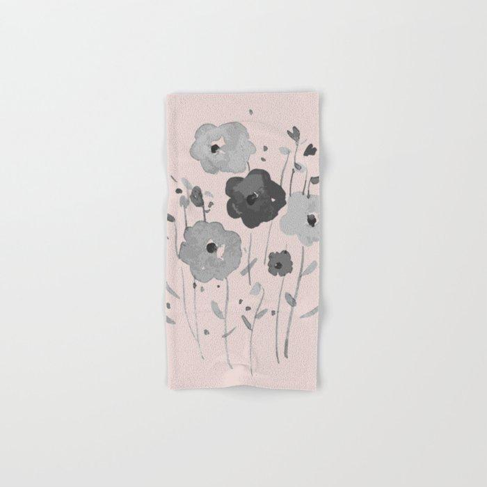 Whimsical spring bloom Hand & Bath Towel