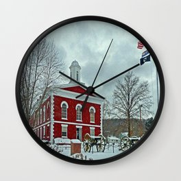 Iron County Courthouse Wall Clock