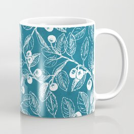 Blue garden Coffee Mug