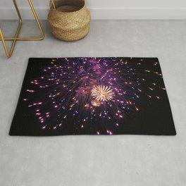 Milkyway Fireworks Rug