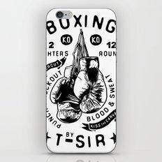 Boxing iPhone & iPod Skin